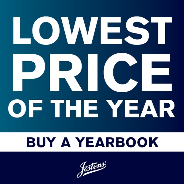Buy a yearbook banner