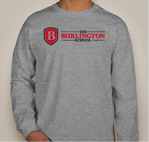 Gray TBS t-shirt